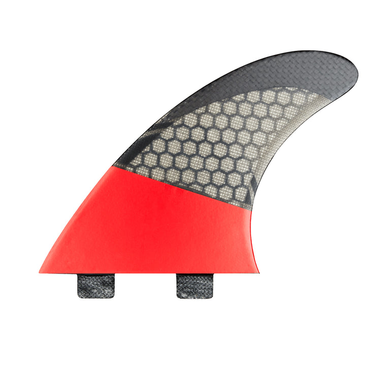 SURFit D1 Tri Fin Set Inside FCS Twin Tab
