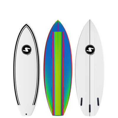 SURFit Surfboard Construction Options
