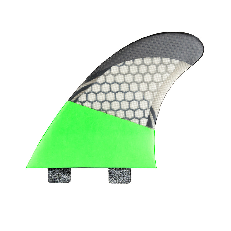 SURFit V1 Tri Fin Set Side Inside FCS Twin Tab
