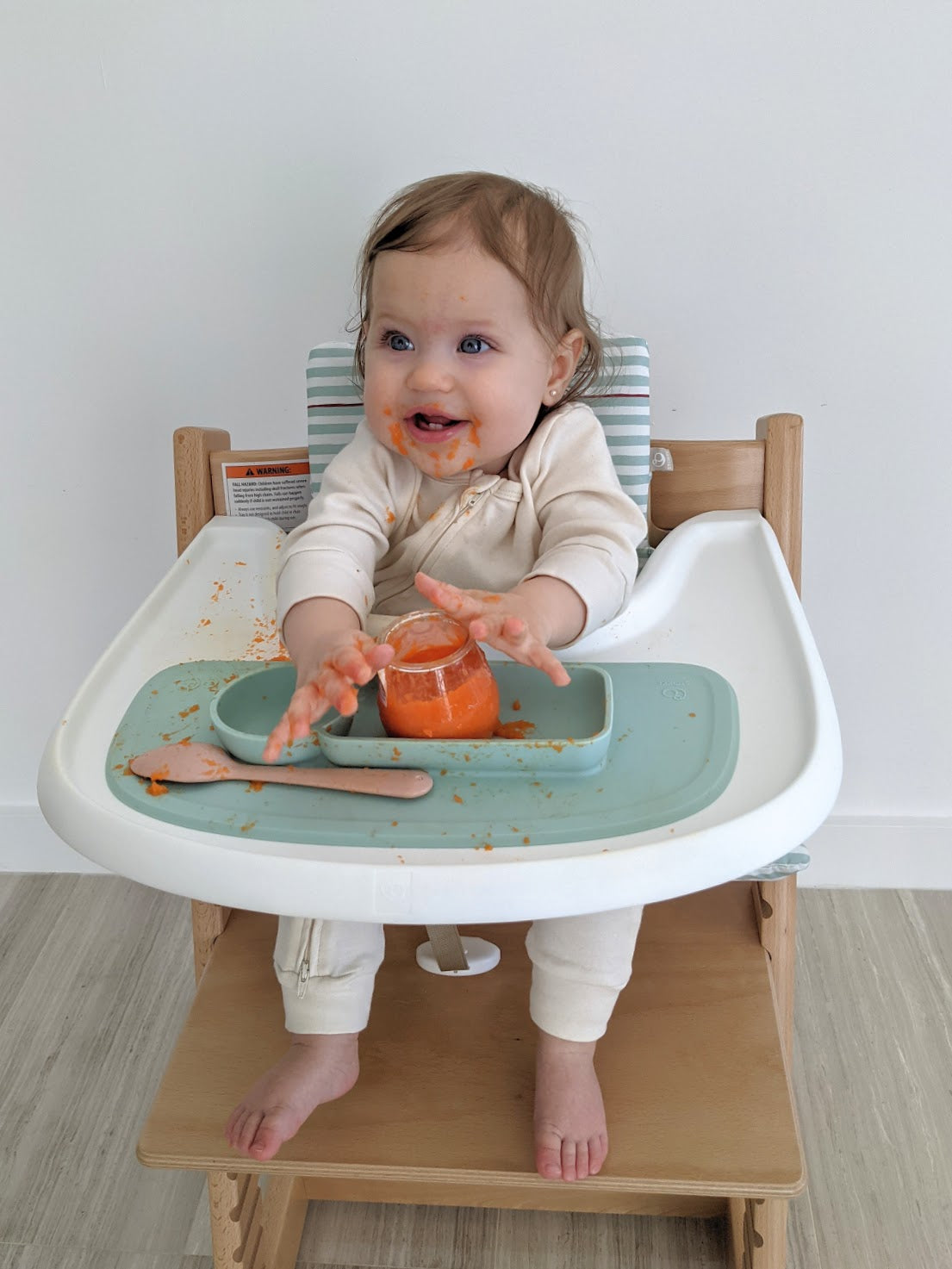 TØY Baby Clothes Yumi Baby Food