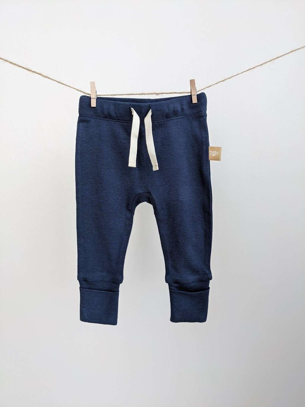 Newborn Pants: TO