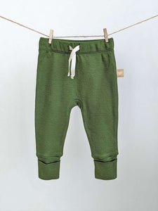 TØY Organic Essentials - Forest Green