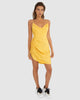Ivet Dress - Lemon-DRESS-Catia Couture