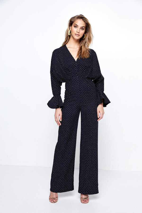 The Rendezvous Jumpsuit-JUMPSUIT-Catia Couture