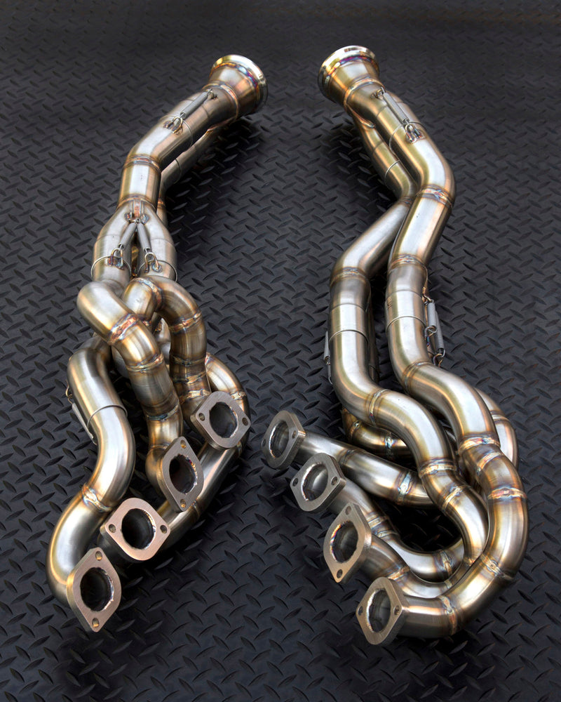 Unicorn True Equal Length 4-2-1 Modular Headers