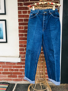 1990s LEE Denim Jeans