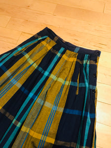 Original 1990s French Connection Side Button Skirt