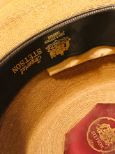 Load image into Gallery viewer, Mens Imperial Royal Stetson 1930s-1940s Panama Pork Pie Hat