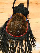 Load image into Gallery viewer, Authentic Native American Turtle Shell Medicine Bag