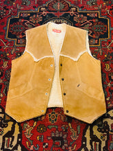 Load image into Gallery viewer, Sweet Suede Levi's Sherpa Fleece Vest