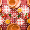 Tablecloth - Red