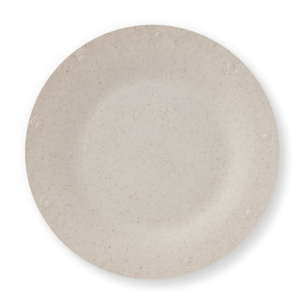 Dinner Plates Natural Susty Party
