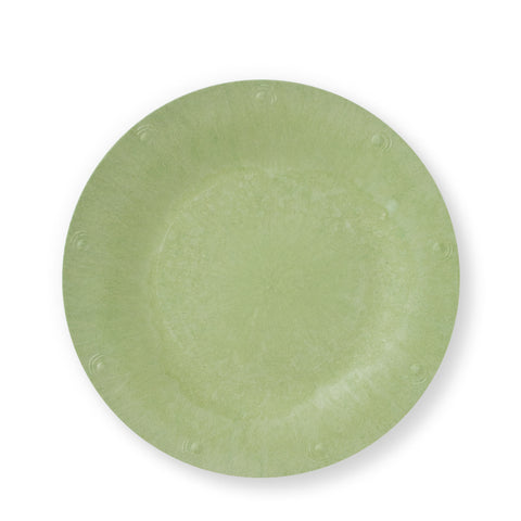 Dessert Plates - Light Green