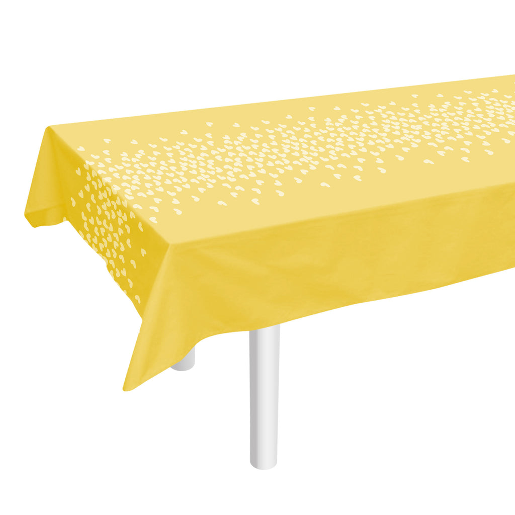 Tablecloth Yellow Susty Party