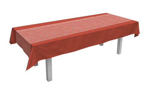Tablecloth - Red - 1 tablecloth