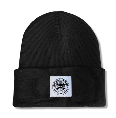 Big Bone Brews - Beanie Svart