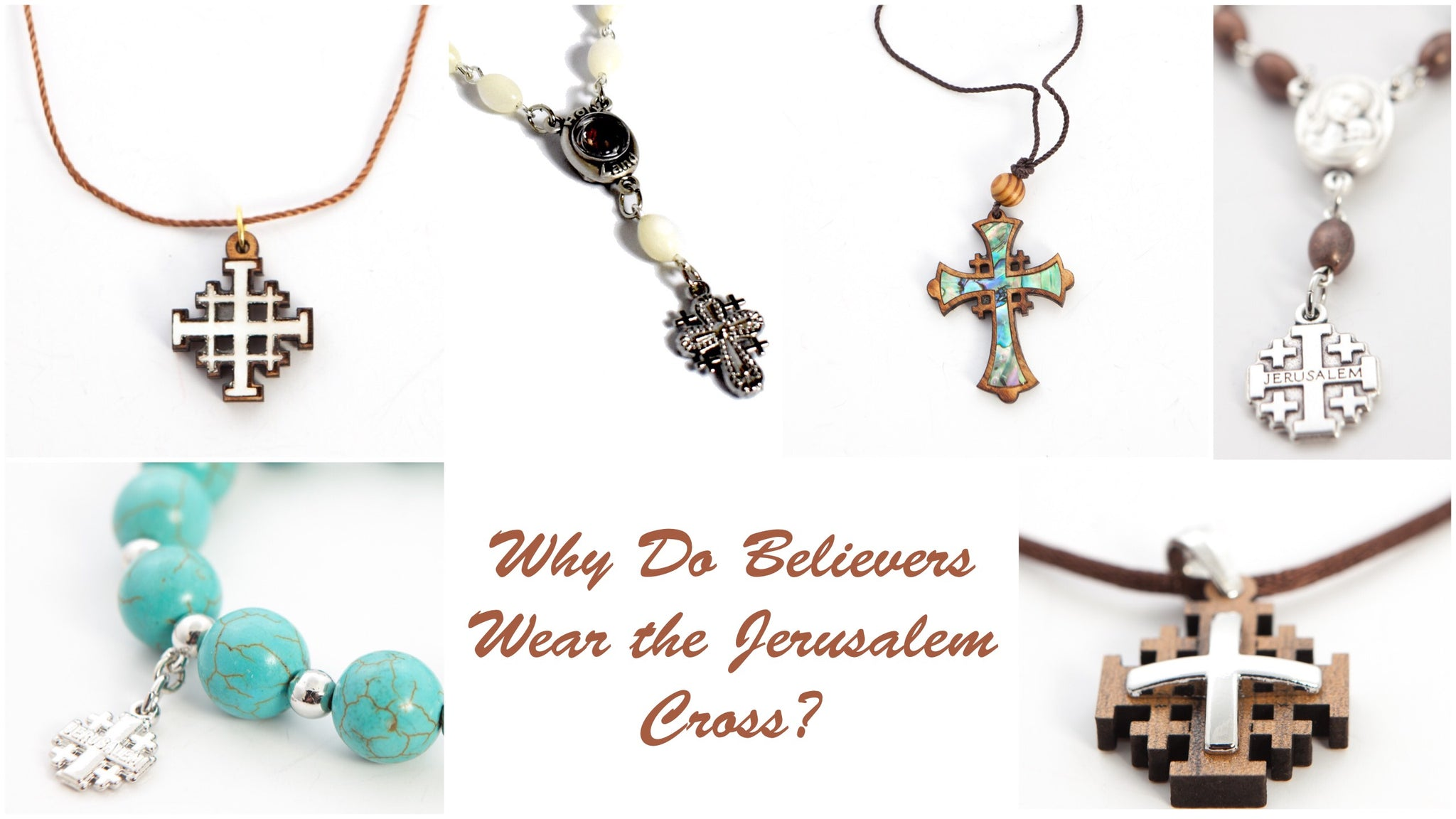 Why Do Believers Wear the Jerusalem Cross?