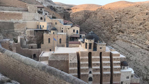 Mar Saba Monastery: A City of Monks in the Judean Desert