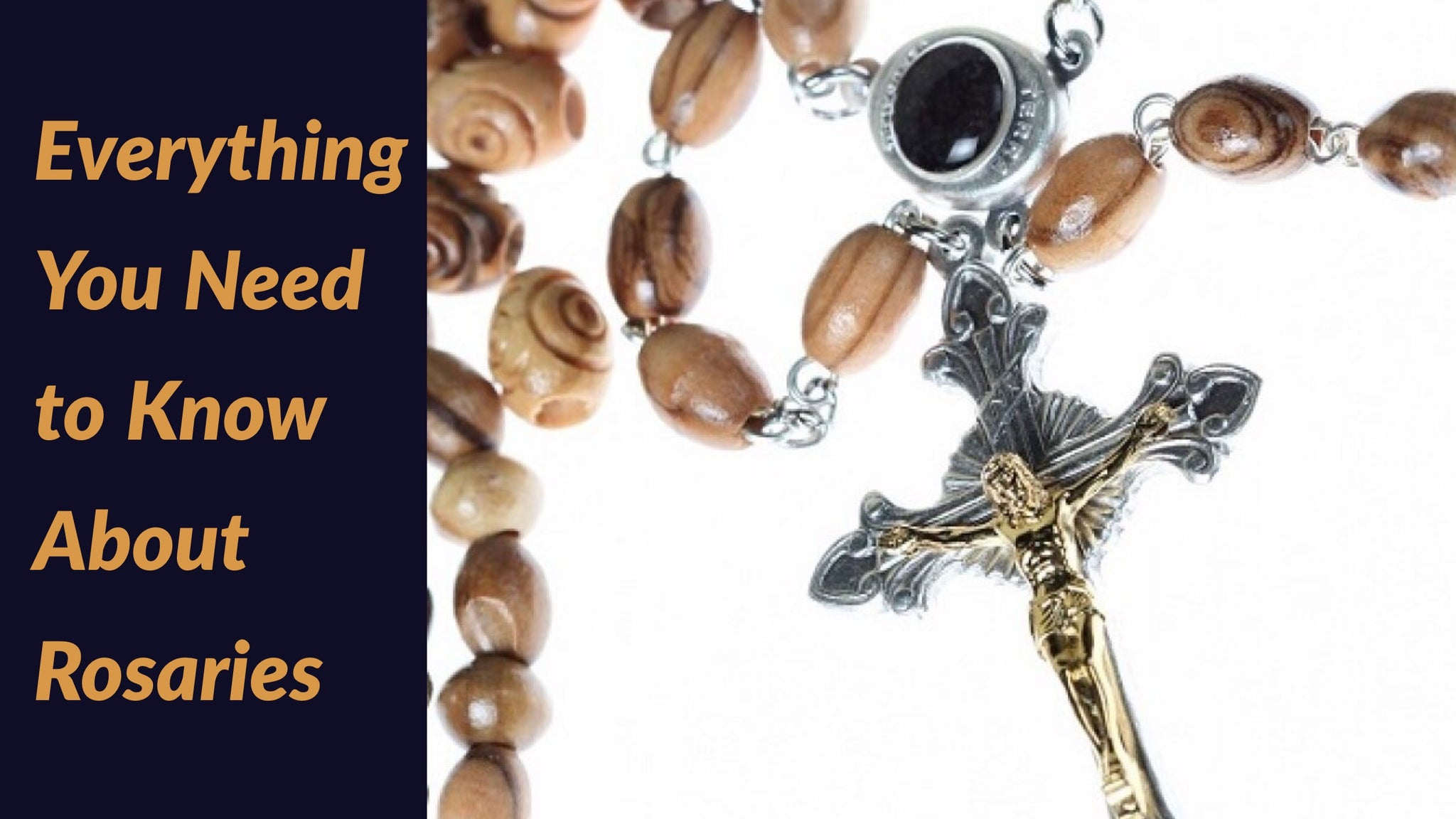 Everything You Need to Know About Rosaries