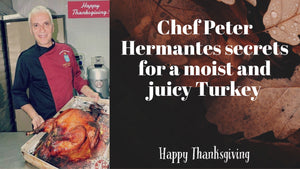 Chef Peter Hermantes