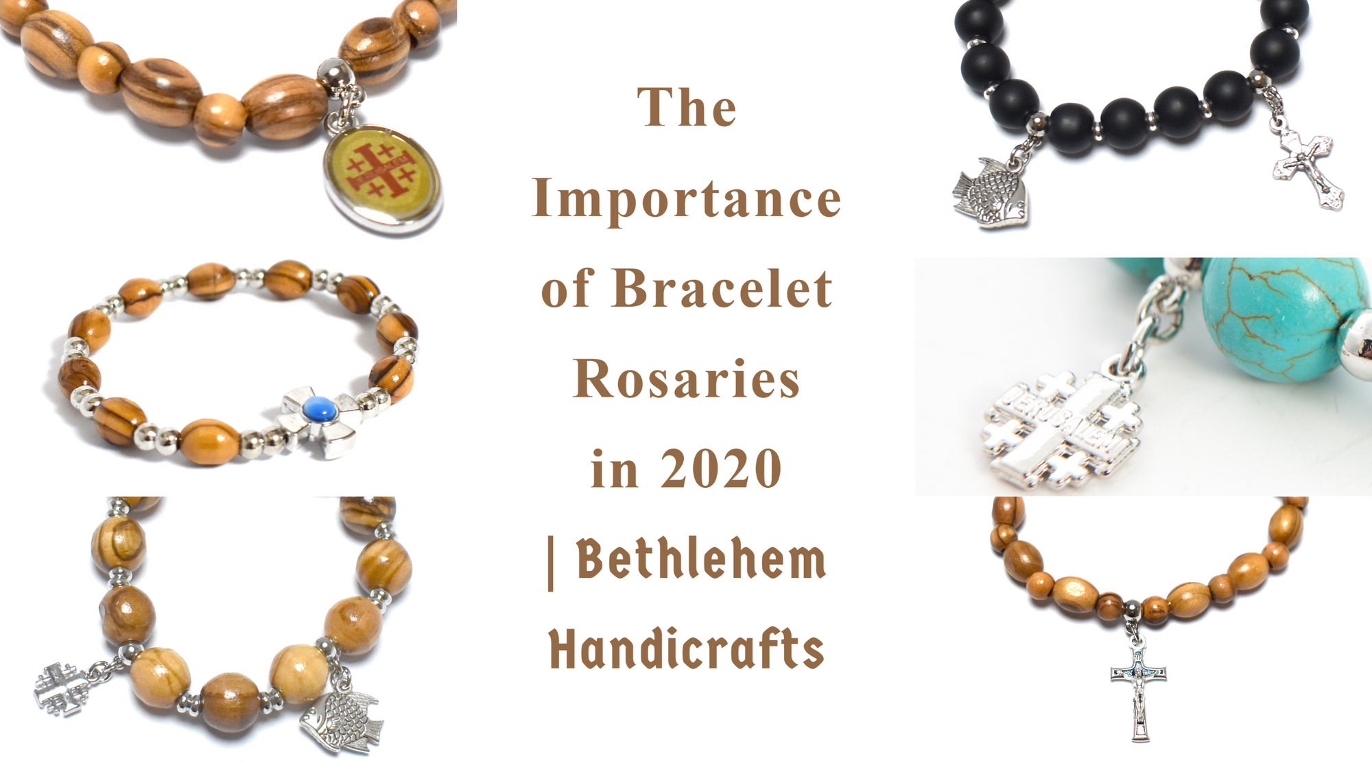 The Importance of Bracelet Rosaries in 2020 | Bethlehem Handicrafts