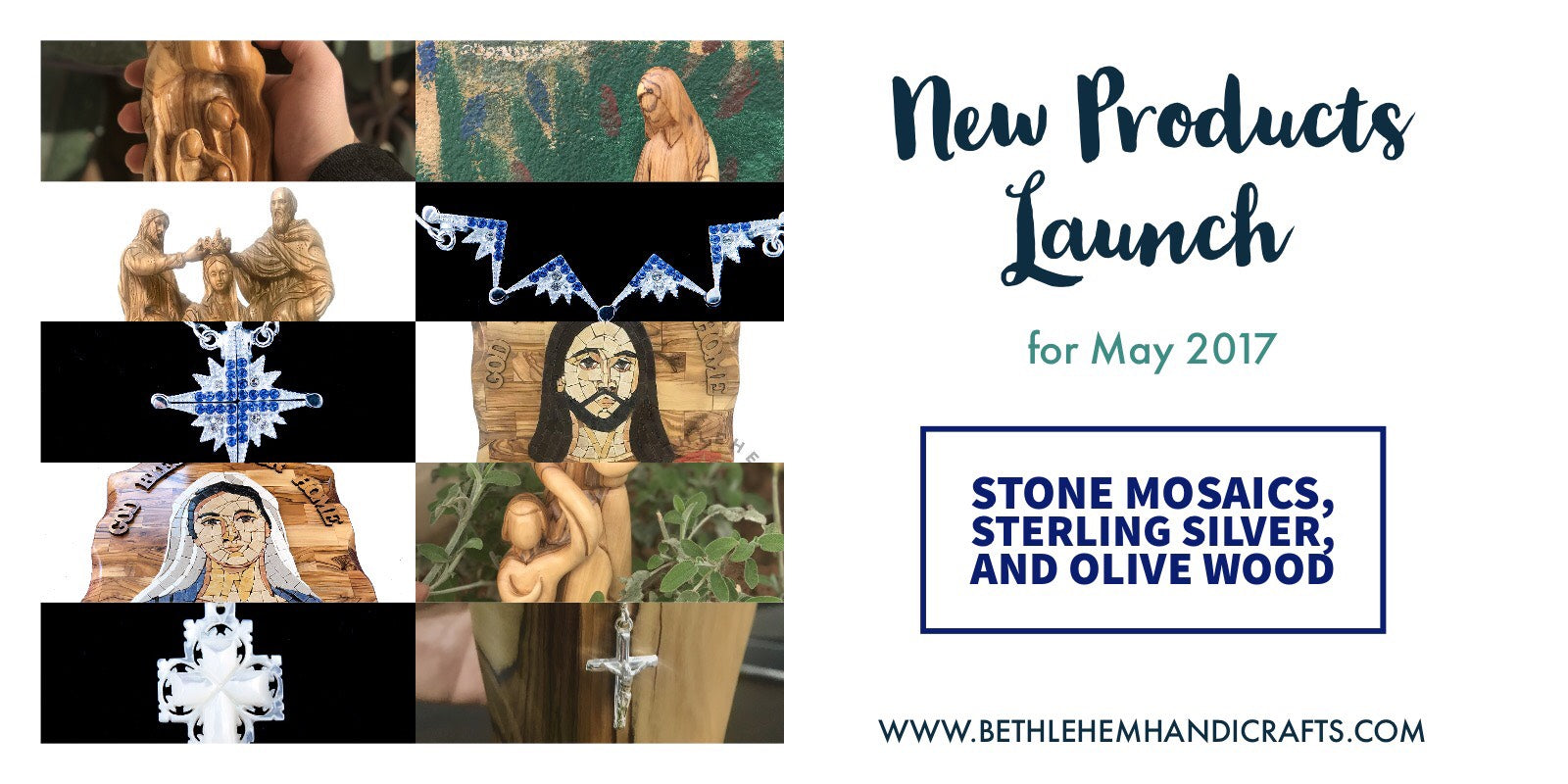 New Products Launch for May 2017
