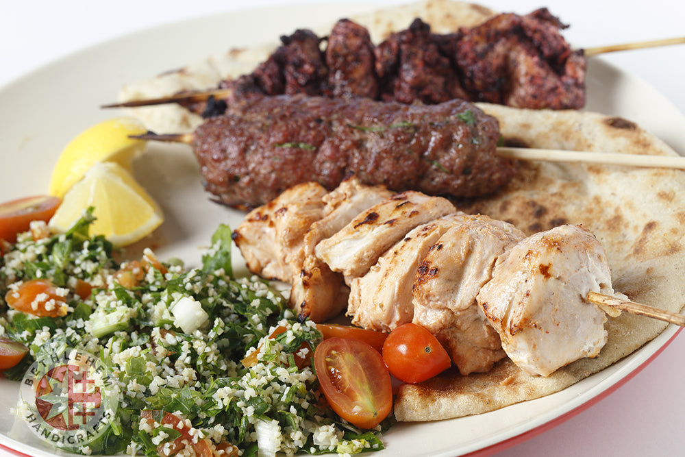 Kebab and Shish Taouk