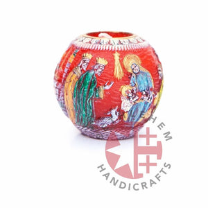 The Three Kings' Candle - Home & Office - Bethlehem Handicrafts