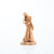 Carved Olive Wood Virgin Mary with the Holy Child (Abstract) - Statuettes - Bethlehem Handicrafts