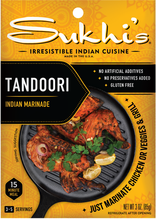 Tandoori Indian Marinade