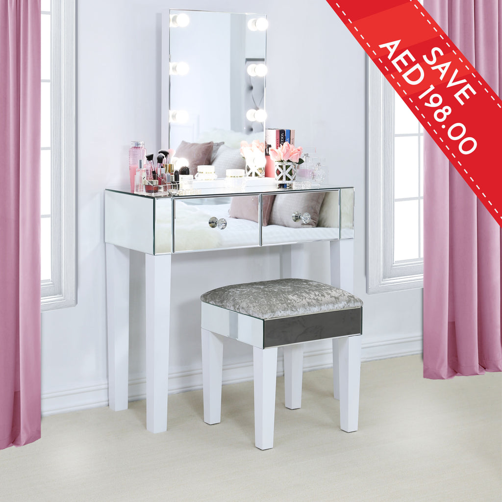 Dressing Table Ideas for Bedroom
