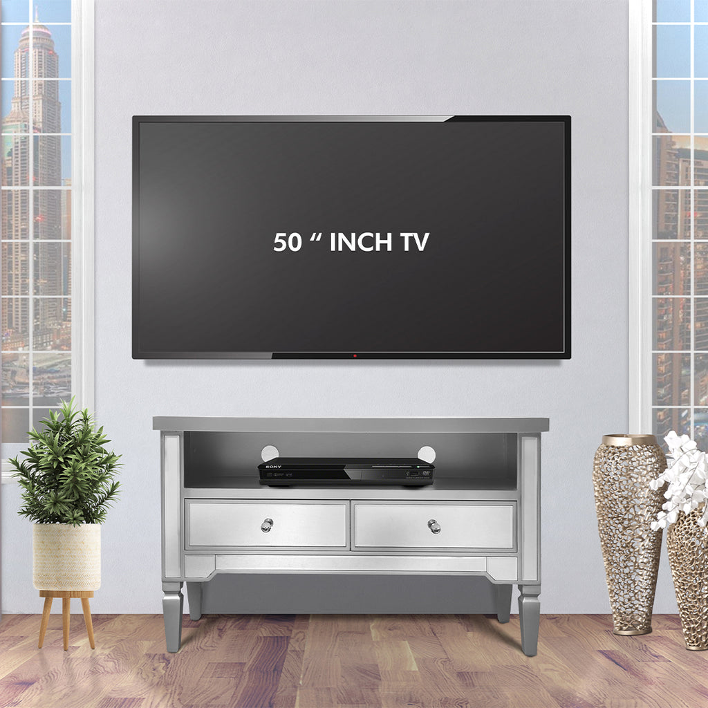 Are You Wondering About The Ideal Height For A TV Stand?