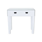 2 Drawer Dressing Table + Stool