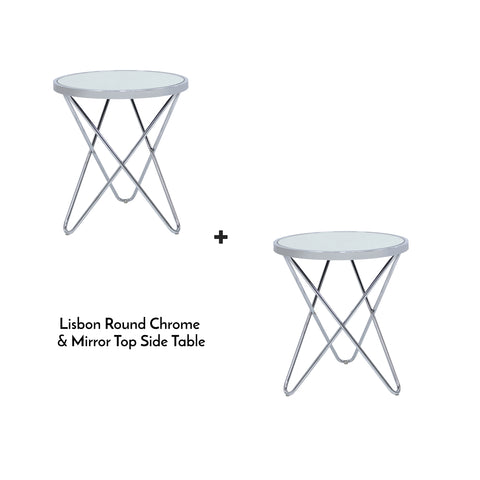 2 Drawer Dressing Table + Stool - VANITY LIVING DUBAI UAE