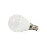 E14 Incandesecent Glass LED Daylight Color Bulb for Vanity Mirror