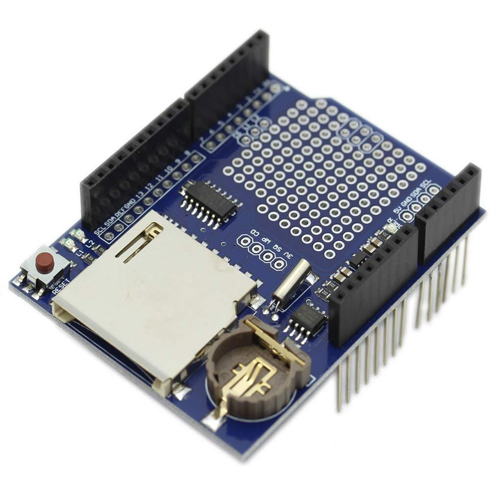 Recorder Data Logger Module Logging Shield XD-05 For Arduino UNO SD Card - eElectronicParts