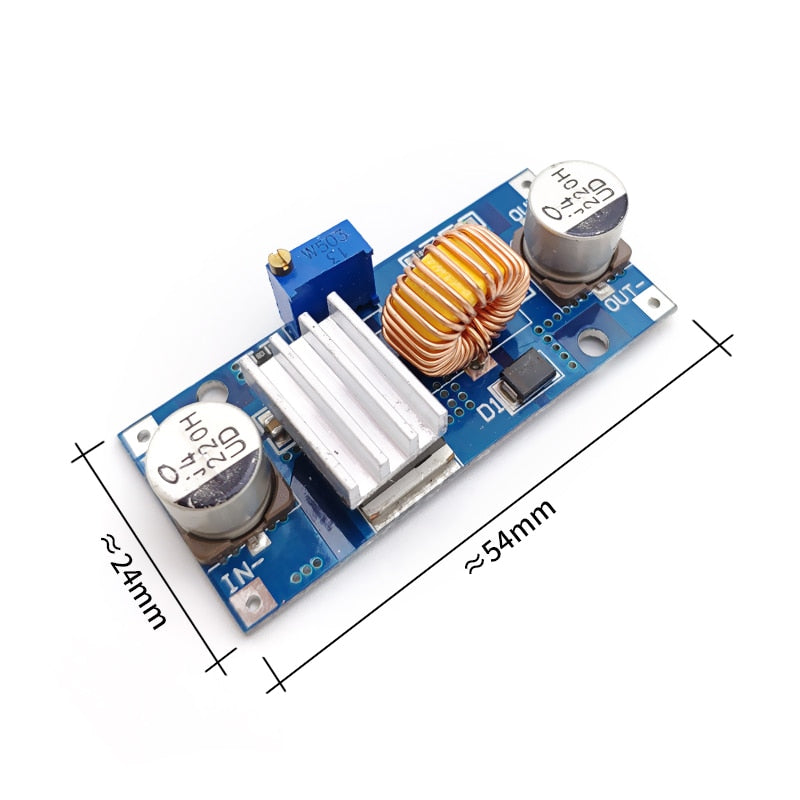 XL4015 5A DC Buck Step Down Voltage Converter Constant Current Power Module  Lithium Charger