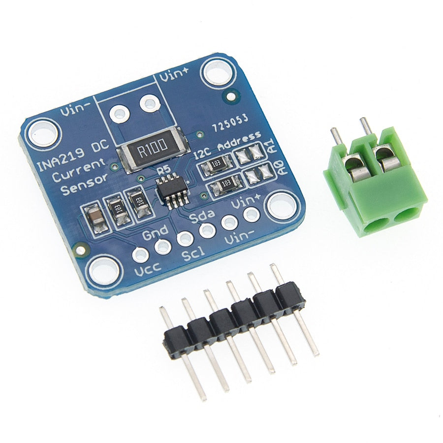 CJMCU-219 INA219 I2C Bi-directional Current Power Monitor Sensor Module - eElectronicParts
