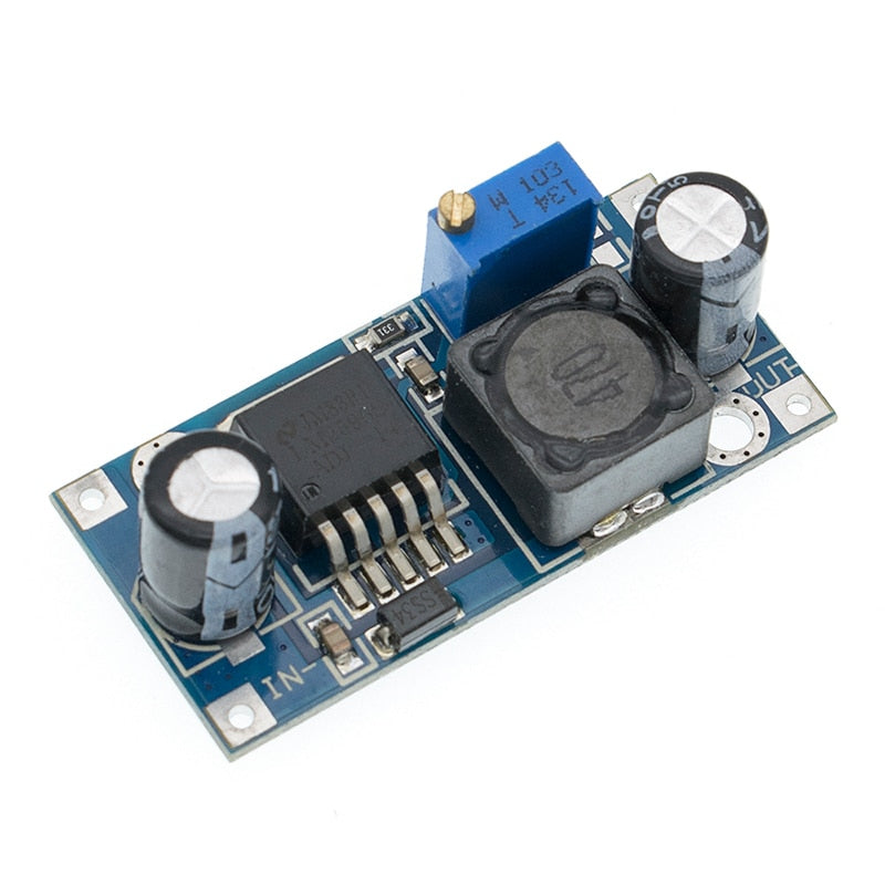 5 x LM2596 S DC-DC 3A Buck Converter Adjustable Step-Down Power Supply Module USA - eElectronicParts