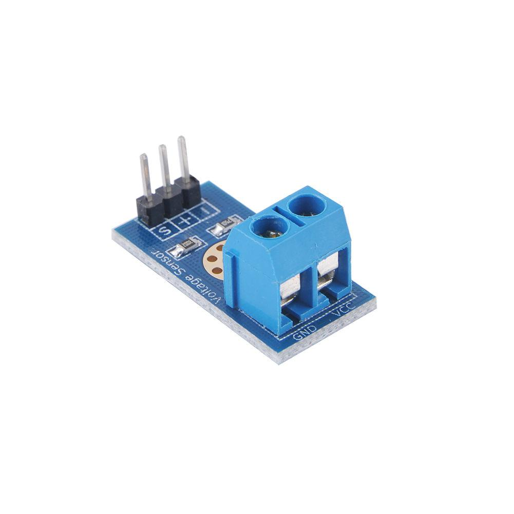 Voltage Detection Sensor Module DC 0-25V for Arduino Analog Single Phase - eElectronicParts