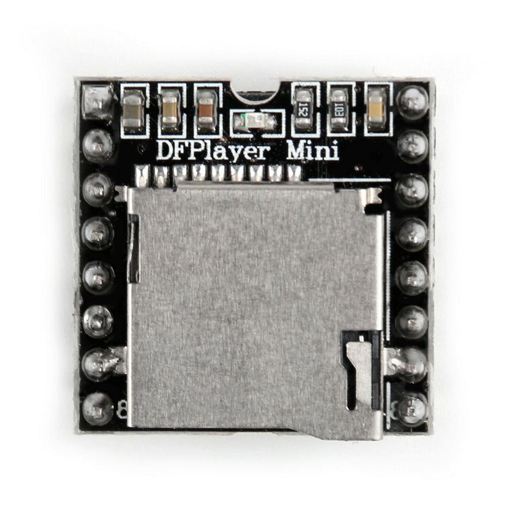 Mini MP3 Player Module U-disk TF SD with Simplified Output Speaker for Arduino - eElectronicParts