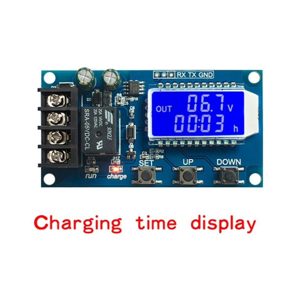 1x Adjustable XY-L10A Lithium Battery Charge Controller Protection Module Board