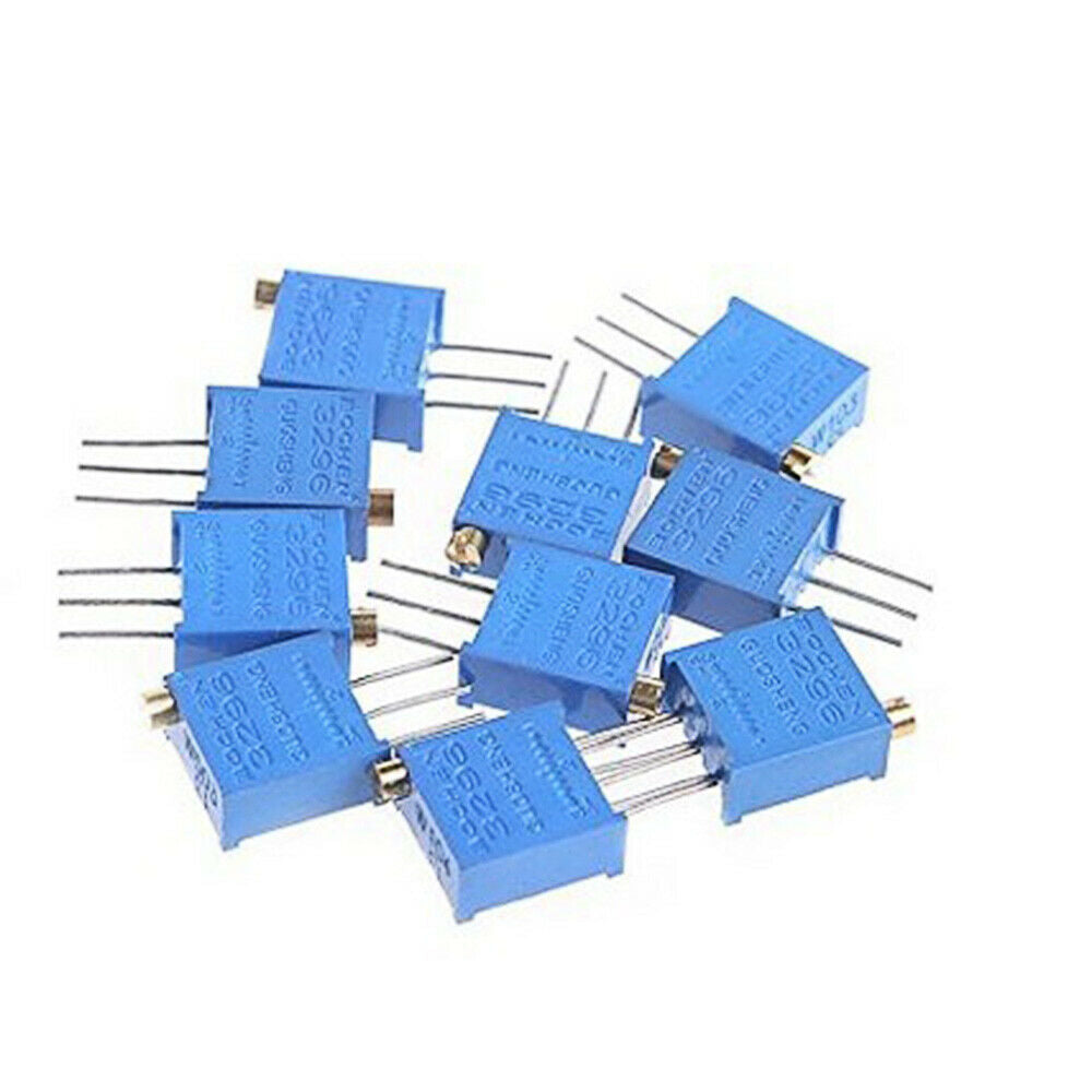 3296W Multi-turn trimmer potentiometer 3296 Variable Resistor Kits With Box L