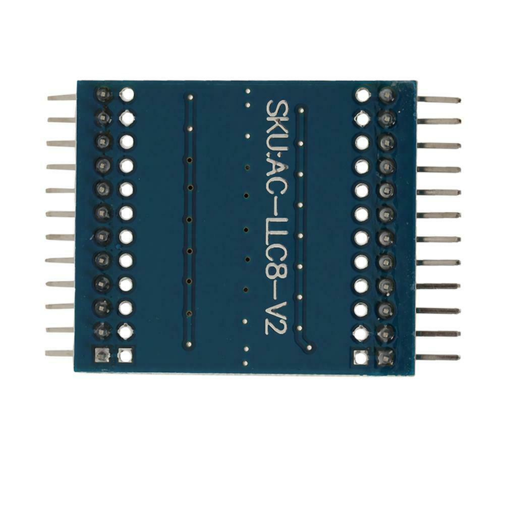 8 Channel 5V/3.3V IIC UART SPI TTL Logic Level Converter Bi-Directional - eElectronicParts