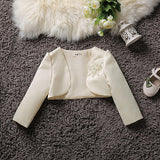 2018 rose spring Kids Girls Clothing Set Long Sleeve Blouse + Dress Cotton Baby Girls Suits Set Fashion Children Girl Clothes