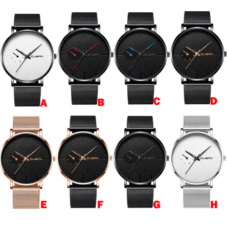 Mens Watches Top Brand Luxury Quartz Watch
