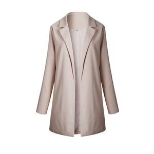 Blazer & Suits Spring Autumn Women's Blazers New Jackets for Women Suit European Style Slim Lapel Green Hot Blazer
