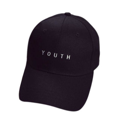 Summer 2019 Brand New Cotton Mens Hat Youth Letter Print Unisex Women Men Hats Baseball Cap Snapback Casual Caps