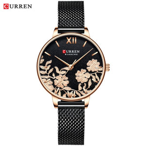 CURREN Women Watches Top Brand Luxury