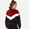 Image of Chevron Fuzzy Teddy Jacket